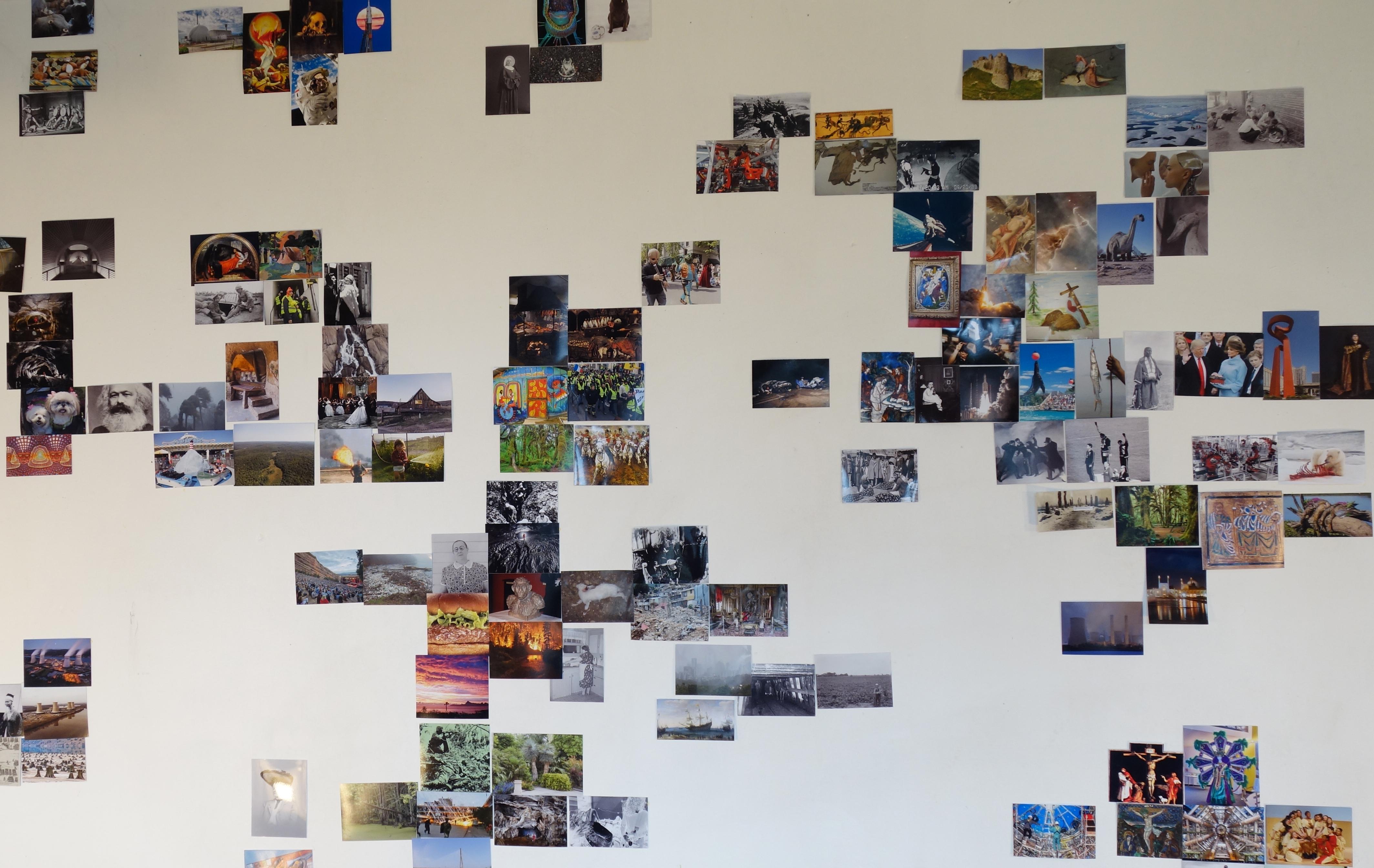 Mur d'image